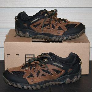 MERRELL ALLOUT BLAZE VENT 12 Men's Trail Shoe NEW